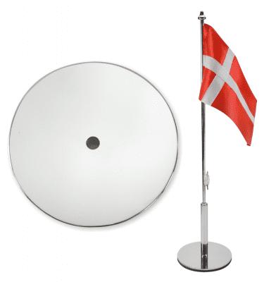 Blankt Bordflag Memozz