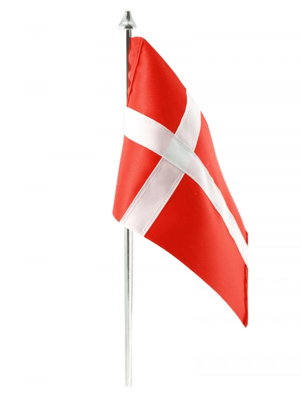 Memozz Bordflag Dannebrog, håndsyet Dannebrogsflag