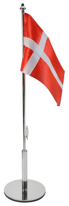 Memozz Bordflag - Blankt uden gravering