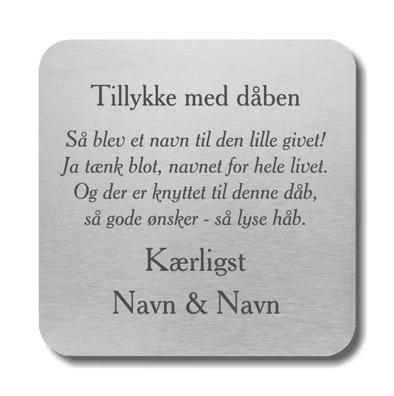 citater om dåb Citatplade   Gode Ønsker • Memozz.dk citater om dåb