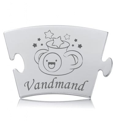 Stjernetegn - Vandmand - Memozz Classic Mindebrik