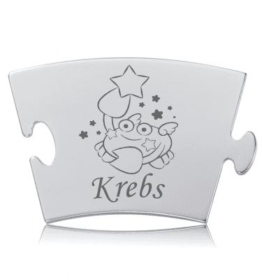 Stjernetegn - Krebs - Memozz Classic Mindebrik