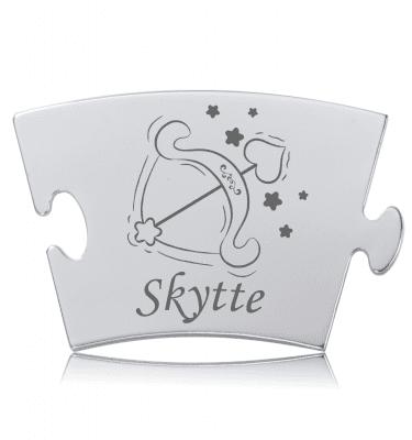 Stjernetegn - Skytte - Memozz Classic Mindebrik