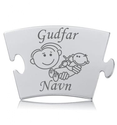 Gudfar - Model Puzle - Mindebrik til Memozz Classic