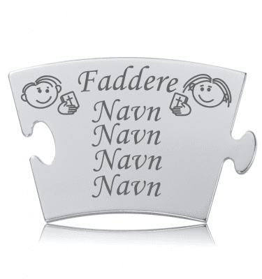 Faddere - Memozz Classic Mindebrik