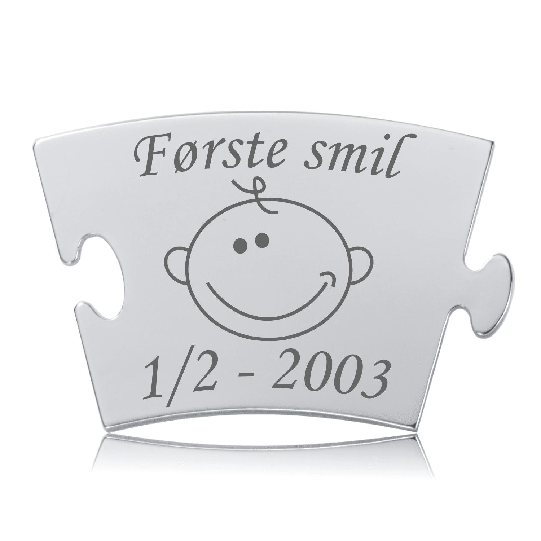 Første smil - Memozz Classic Mindebrik
