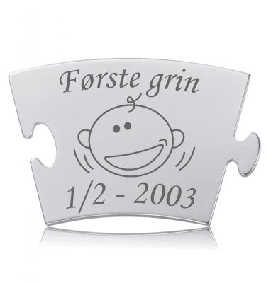 Første grin - Memozz Classic Mindebrik
