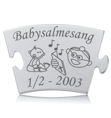 Babysalmesang - Memozz Classic Minderbrik