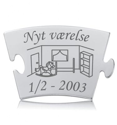 Nyt værelse - Memozz Classic Mindebrik