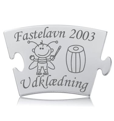 Fastelavn - Bi - Memozz Classic Mindebrik
