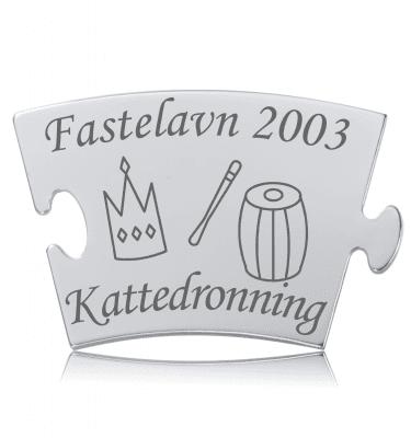 Kattedronning - Memozz Classic Mindebrik