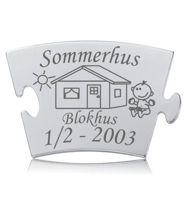 Sommerhus - Memozz Classic Mindebrik