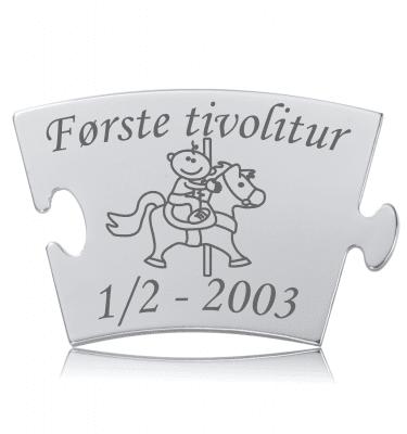 Første tivolitur - Memozz Classic Mindebrik