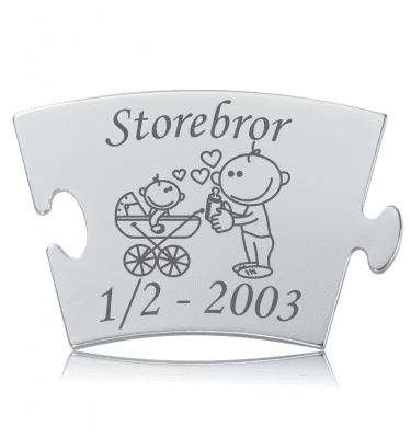 Storebror - Memozz Classic Mindebrik