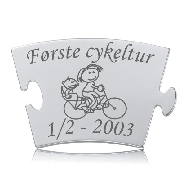Første cykeltur - Memozz Classic Mindebrik