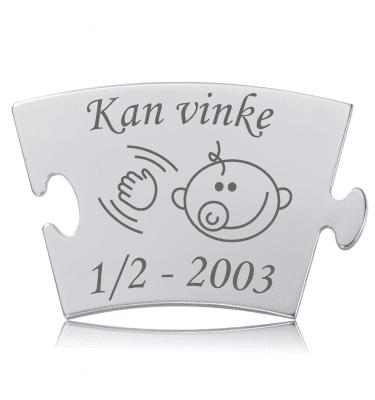 Kan vinke - Memozz Classic Mindebrik