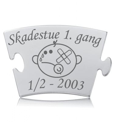 Skadestue 1. gang - Memozz Classic Mindebrik