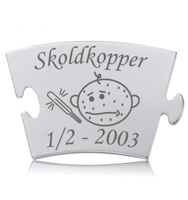 Skoldkopper - Memozz Classic Mindebrik