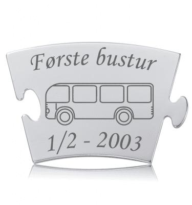 Første bustur - Memozz Classic Mindebrik