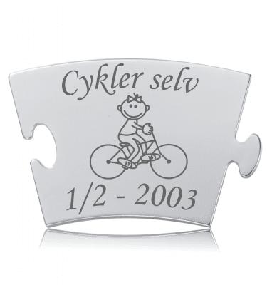 Cykler selv - Pige - Memozz Classic Mindebrik