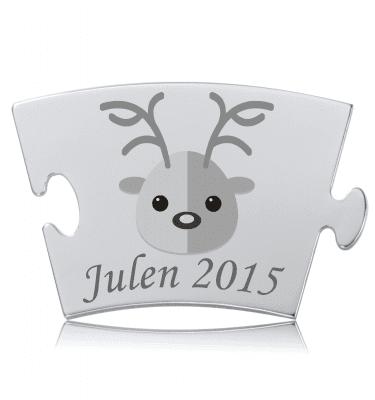 Årets Julebrik 2015 - Memozz Classic Mindebrik
