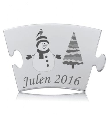 Årets Julebrik 2016 - Memozz Classic Mindebrik