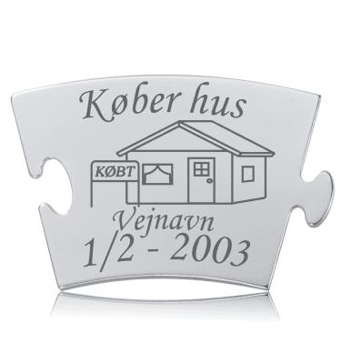 Køber hus - Memozz Classic Mindebrik