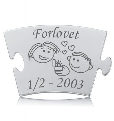 Forlovet - Model Par - Memozz Classic Mindebrik