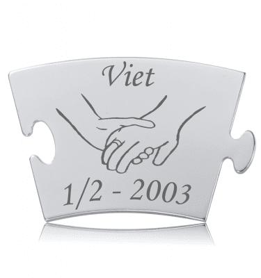 Viet - Model Hænder - Memozz Classic Mindebrik