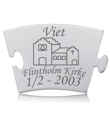 Viet - Model Kirke - Memozz Classic Mindebrik