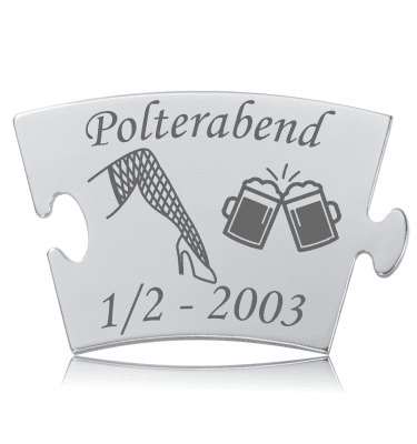 Polterabent - Model Party - Memozz Classic Mindebrik