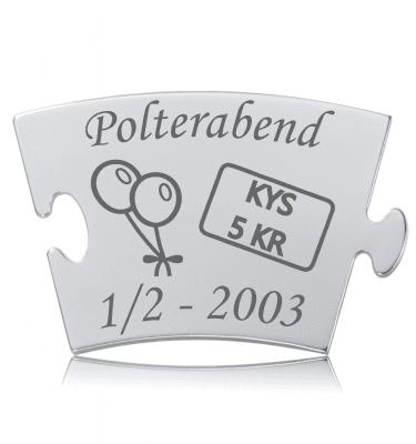 Polterabend - Model Kys - Memozz Classic Mindebrik
