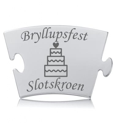 Bryllupsfest - Memozz Classic Mindebrik