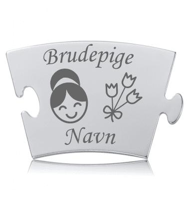 Brudepige - Memozz Classic Mindebrik