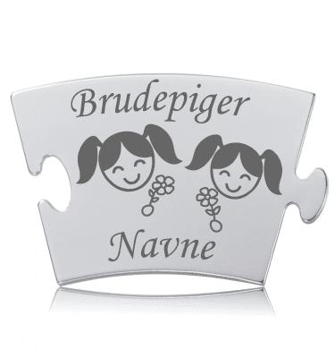 Brudepiger - Memozz Classic Mindebrik