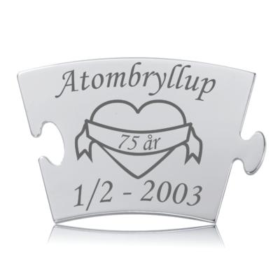 Atombryllup - Memozz Classic Mindebrik