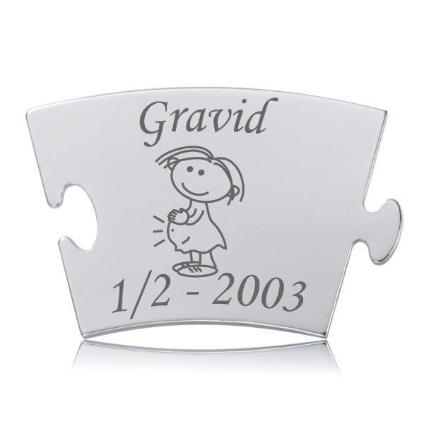 Gravid - Model Mor - Memozz Classic Mindebrik
