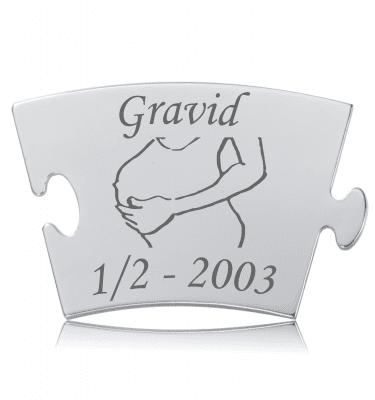 Gravid - Model Mave - Memozz Classic Mindebrik