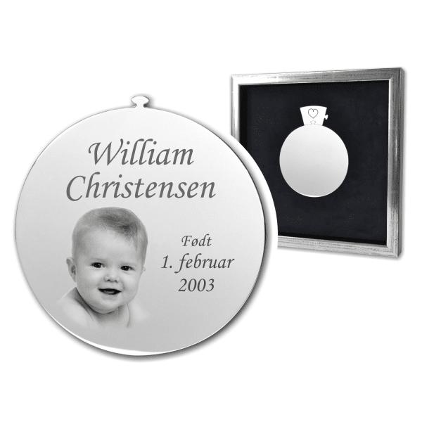 Memozz Classic Baby med foto