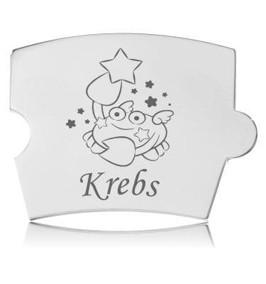 Memozz Spin Mindebrik - Stjernetegn - Krebs