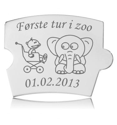 Memozz Spin Mindebrik - Første tur i zoo