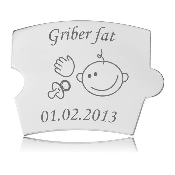 Memozz Spin Mindebrik - Griber fat