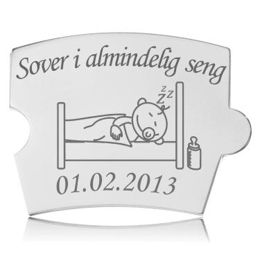 Memozz Spin Mindebrik - Sover i almindelig seng
