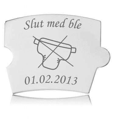 Memozz Spin Mindebrik - Slut med ble