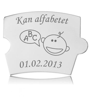 MSB.1436 - Kan alfabetet