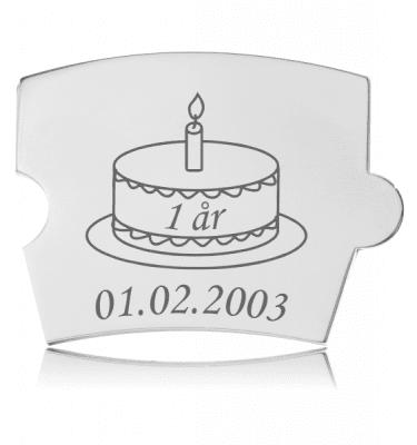 Spin brik - Fødselsdag & Årsmål