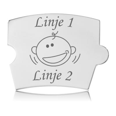 Memozz Spin Mindebrik - Første grin