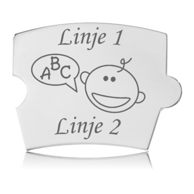 Memozz Spin Mindebrik - Kan alfabetet