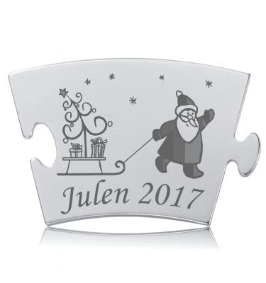 Årets Julebrik 2017 - Memozz Classic Mindebrik