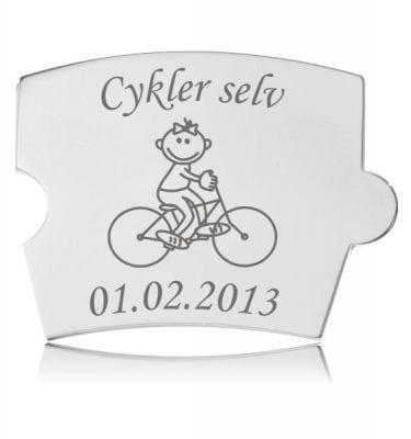 Spin brik - Cykler selv (Pige)